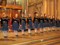 La chorale d'enfants de l'Opéra de Kiev