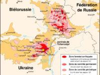 Les retombées radioactives de Tchernobyl en Ukraine