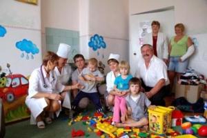 Actions humanitaires Liouba Lorr'Ukraine