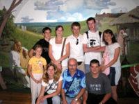 De jeunes lorrains au pays des cosaques