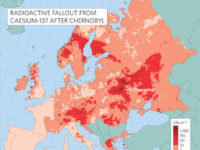 Les retombées radioactives de Tchernobyl en France