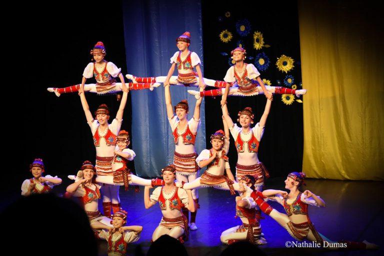 L'école du cirque FIESTA
