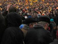 La « révolution Orange » bouleverse l'échiquier politique