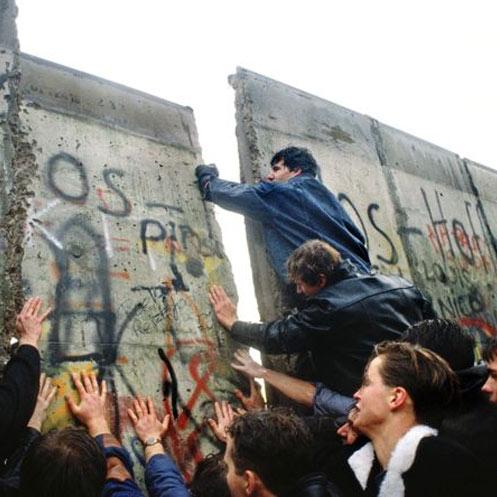chute mur berlin