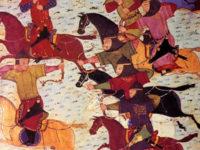 La conquête mongole