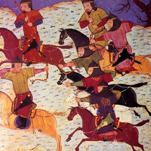 conquete mongole ukraine 1