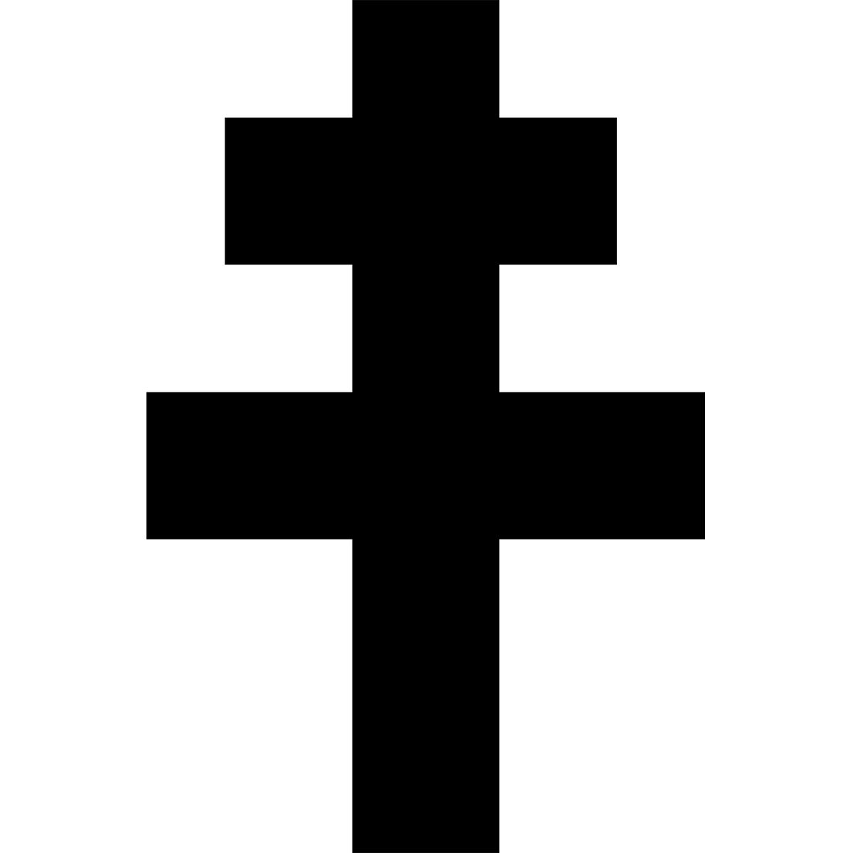 embleme croix de lorraine