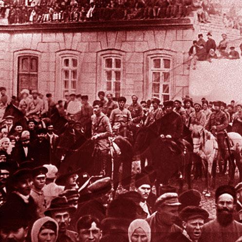 revolution ukrainienne 1917