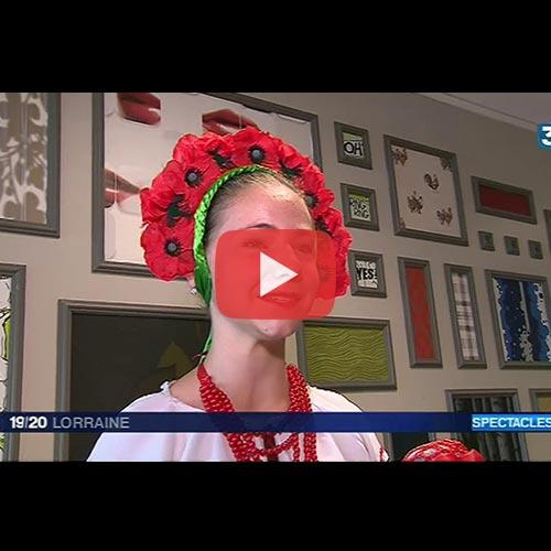 Liouba Lorr'Ukraine fait l'actualité